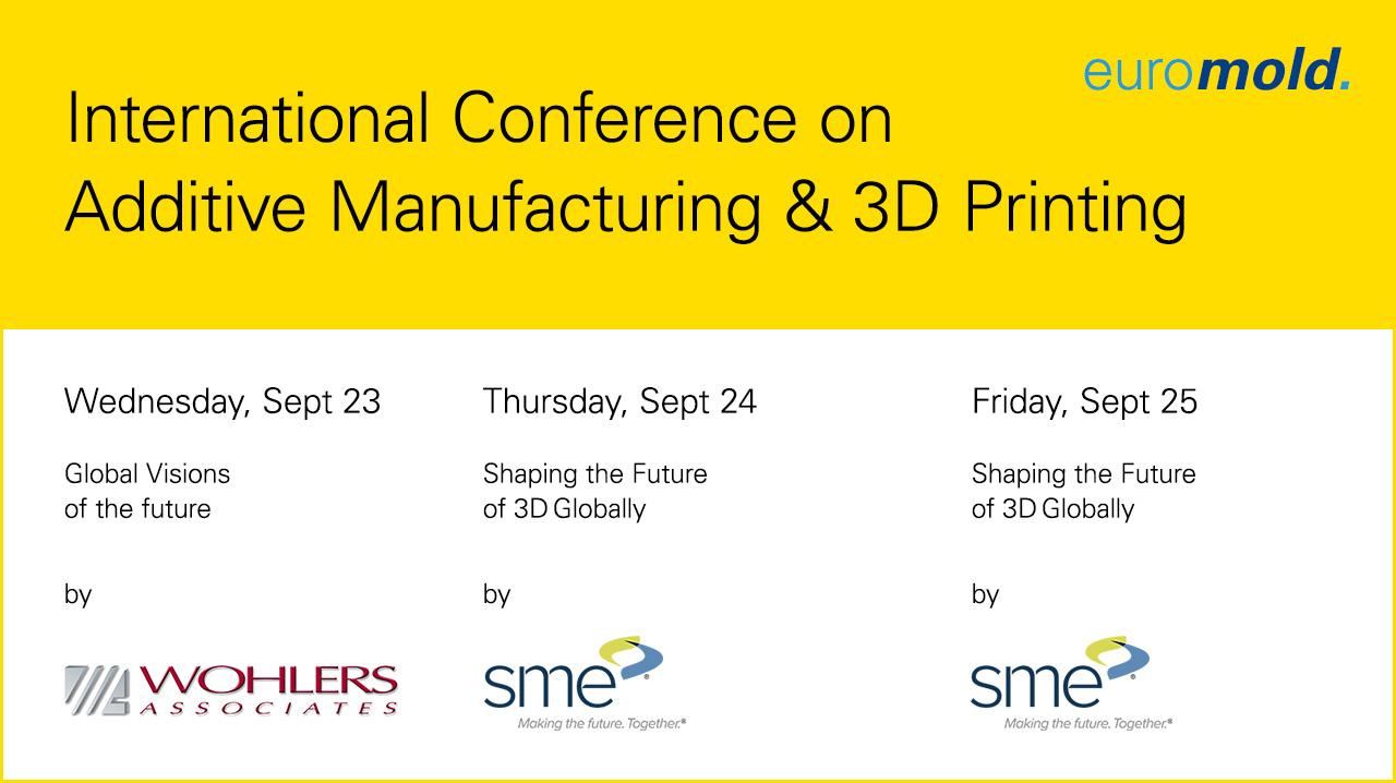 3DPrinting.Lighting_Euromold 2015_3Dprinting Conferences