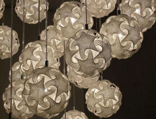 grossman lighting. 33DPrinting.Lighitng_Bathseba Grossman_4 Grossman Lighting