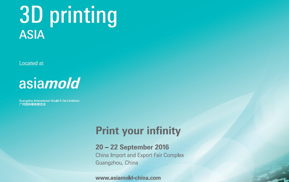 Banner image for 3D Printing Asia - event pages at 3DPrinting.Lighting