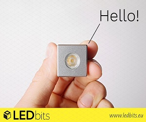 3DPrinting.Lighting_LEDbits on Kickstarter Banner