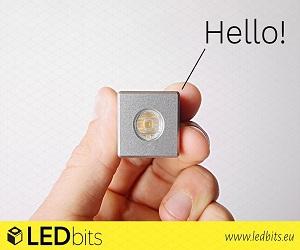 3DPrinting.Lighting_LEDbits on Kickstarter Banner
