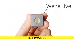 LEDbits Toolkit now on Kickstarter
