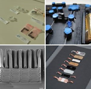 Photo composition of 3D Printing Electronics Conference 2018