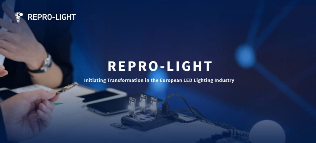 Image of Repro-light project at 3DPrinting.Lighting
