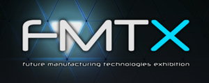 Logo for 3DPrinting.Lighting Future Manufacturing Technology Exhibition in Stockholm, Sweden