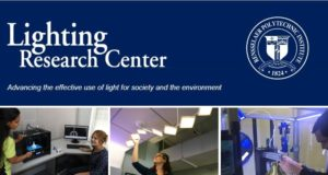 Header image of article about LRC collaboration on 3D printing for the Lighting Industry