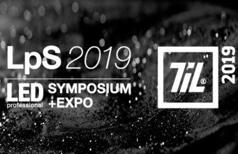 Header image for blogposta bout Luximprint Optographix launch at TIL 2019