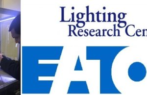 Header image for blogpost on cooperation of LRC and Eaton at 3DPrinting.Lighting